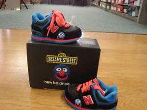 Infant New Balance Sesame Street Grover KJ574GVI