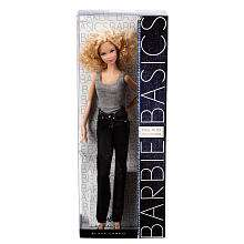 Basics Collection #002 Model #003 Barbie Doll   Mattel
