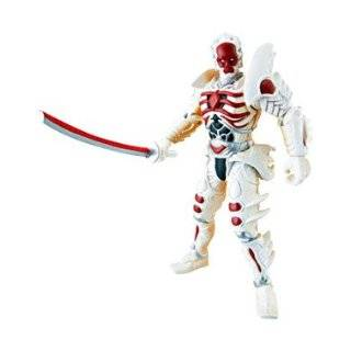 Power Ranger Samurai Shogun Battlized Ranger Fire Toys
