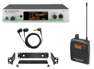 Sennheiser EW300 IEM G3 InEar Wireless Monitor System G