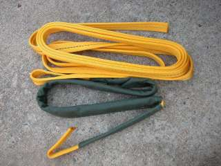 NEW Personnel Parachute Static Line Tie Down Tow Strap