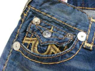 Mens Jeans BILLY Super T Chain Stitch Big Embroidery Revolver