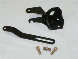 1956 1957 CHEVY POWER STEERING PUMP BRACKET SWP 55