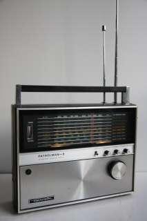 PATROLMAN 9 MULTI BAND PORTABLE SHORTWAVE RADIO MODEL 12 759A