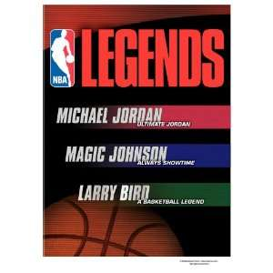 NBA Legends Giftset (Ultimate Jordan / Magic Johnson Always Showtime