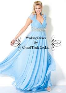 Size Bridal Wedding Gown Mother of the Bride Evening Dresses Custom