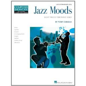 Jazz Moods Eight Pieces for Piano Solo HLSPL Composer Showcase L5 Late