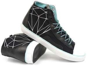 Diamond Supply Co. Brilliant (Black) Mens Shoes *NEW*