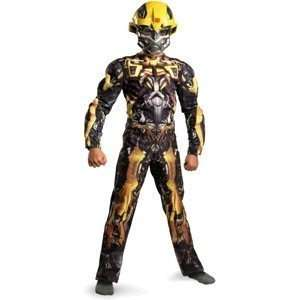 Bumblebee Classic Muscle Costume