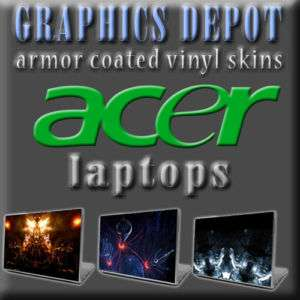 Laptop Notebook Skin Decal   Acer Aspire 5735z