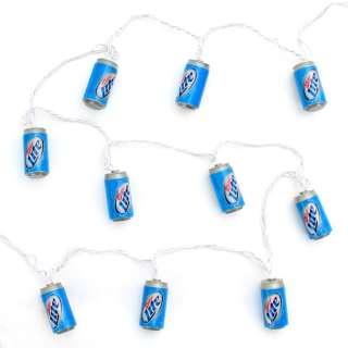 Miller Lite Beer String Party Lights