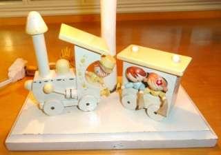 Originals~Kid~Baby~Boy~Girl~Wood~Wooden~Yellow Lamp~Light~Shade