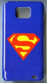 Phone Case Cover for SAMSUNG GALAXY S2 ii i9100 Superman Logo