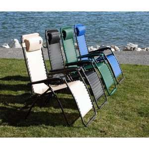 High Peak Zero Gravity Recliner Chair Forest Green