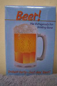 BEER Drinking Card Game   Party Fun   Kheper Games