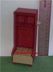 Fisher Price Loving Family Dollhouse Laundry Storage Cubby Seat Lifts
