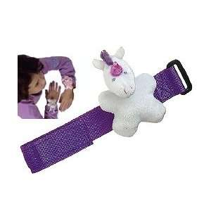 Wrist Band Its Unicorn Plush Toy Wristband: Toys & Games