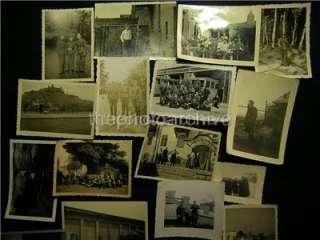 500+ ORIGINAL German Army WWII WW2 Snapshot Photo Lot