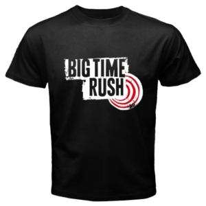 New Big Time Rush TV Series T shirt S   3XL T shirt