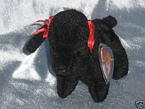 1998 Ty Beanie Baby GiGi Dog Born April 7,1997