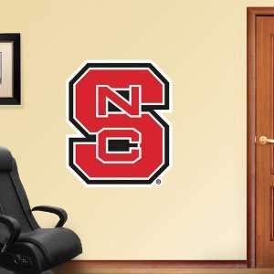NCAA North Carolina State Logo Vinyl Wall Graphic Decal