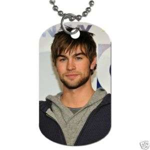 CHACE CRAWFORD~GOSSIP GIRL~DOG TAG NECKLACE~FREE SHIP!