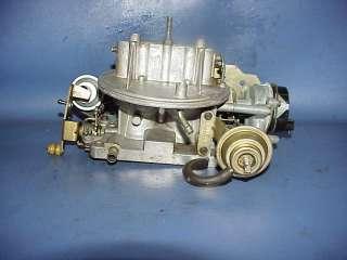 Ford Motorcraft 2V barrel carburetor D5TEBFB 1975 Ford # 1.21 121