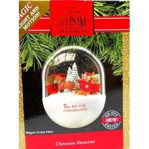 Hallmark Magic Light & Motion Christmas Memories