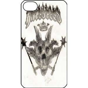 Hatebreed iPhone 4s iPhone4s Black Designer Hard Case