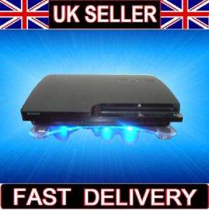 LED HEAVY DUTY 3x FANS USB COOLING STANDS   XBOX 360