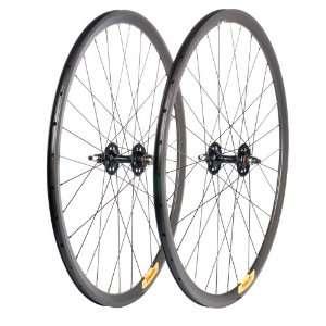 Velocity Deep V Road Wheel Set   700c Rim, Redline Hub