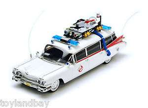 Mattel Hot Wheels Elite Ghostbusters Ecto 1 Ambulance 143 Scale