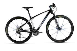 2012 One Ghost Ronin PRO 29er RIGID XC MTB 100% FULL CARBON FIBER
