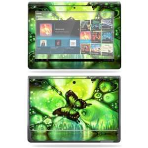 Skin Decal Cover for Sony Tablet S Mystical Butterfly Electronics