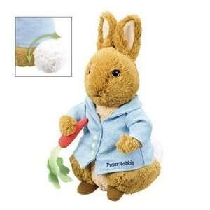 Beatrix Potter 22cm Musical Peter Doll Toy Toys & Games