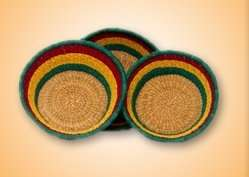 Handmade African Baskets Set of 3: Baskets: WorldofGood by