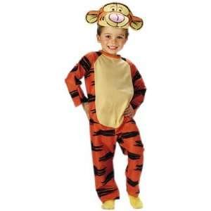 The Pooh Tigger Halloween Costume (SizeToddler 2 4) Toys & Games