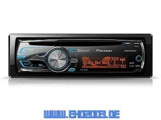 PIONEER DEH 6400 BT USB/BLUETOOTH/IPOD/IPHONE //SD KARTE