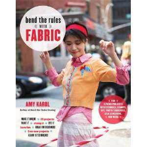Random House Potter Craft Books Bend The Rules With Fabric