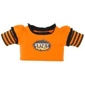 Build A Bear Workshop Sweet Candy Corn Layered Tee Toys & Games