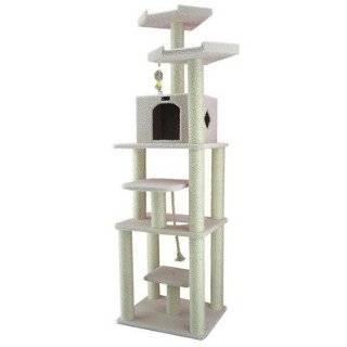 Whisker World Stairway to Heaven Cat Furniture, Beige Pet