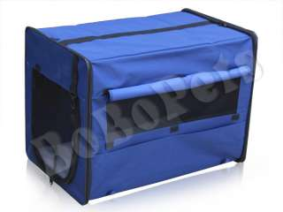 EZ Soft Portable Dog Crate Cage Kennel Carrier House