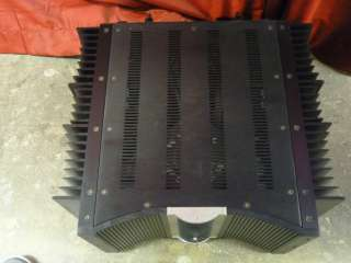 KRELL FPB 300CX 2 Ch POWER AMPLIFIER 300W FULL POWER BALANCE W/ EXTRAS