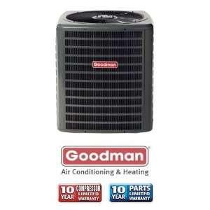 1.5 Ton 13 Seer Goodman Heat Pump R 22   GSH130181