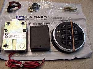 Brand New La Gard LaGard ComboGard Pro 39E Electronic Digital Safe