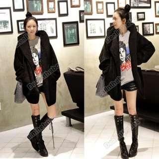 New Fashion Women's Hoodie Down Warm Outerwear Cardigan Jacket Coat