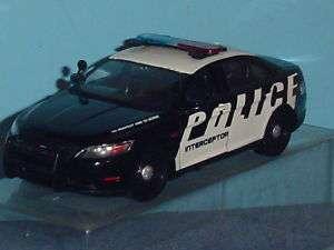 2011 FORD POLICE INTERCEPTOR 124 by MOTORMAX