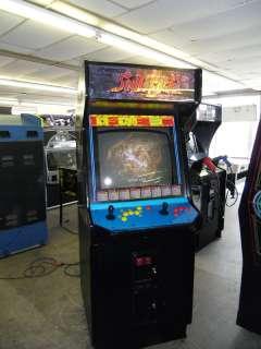 Soul Edge Arcade Game