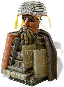Giuseppe Arcimboldo LIBRARIAN Resin Sculpture GORGEOUS