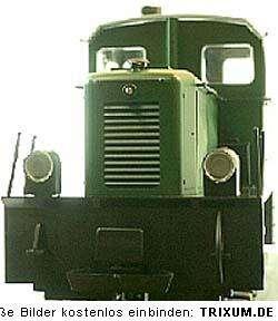 Train Line 45  LGB Diesel Switcher Locomotive Engine L.G.B. G Scale